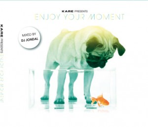 CD cover of KARE enjoy your moment