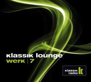 CD cover of klassik lounge werk7