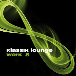 CD cover of klassik lounge werk 8 by DJ Jondal