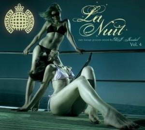 CD cover of La Nuit vol.4 by DJ Jondal