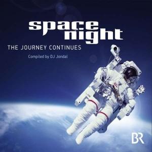 "CD compilation ""Space Night"" by DJ Jondal"
