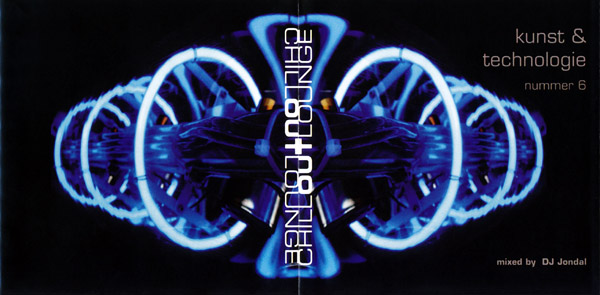 CD Cover of Kunst und Technologie #6 by DJ Jondal