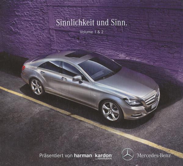 """CD Cover of """"Sinnlichkeit und Sinn"""" by DJ Jondal"""