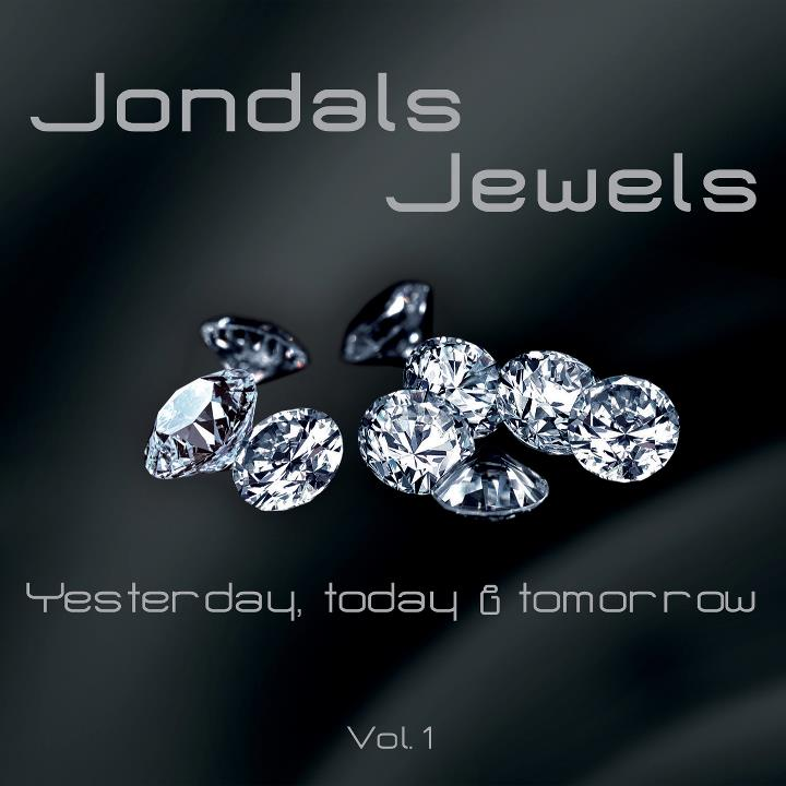CD cover of Jondals Jewels vol.1
