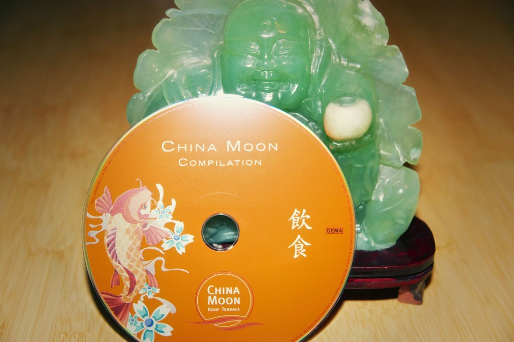 China Moon Compilation by DJ Jondal for the Mandarin Oriental Munich in 2013. Picture by Chris Remspecher.