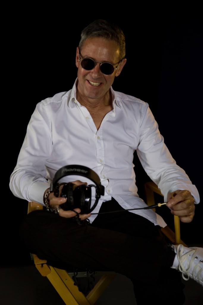 DJ Jondal by Walter Kober in 2014.